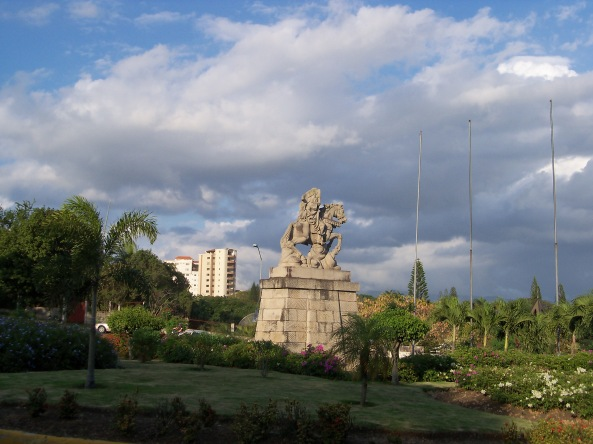 Puntos ic nicos de santiago desde santiago for Ciudad santiago villas