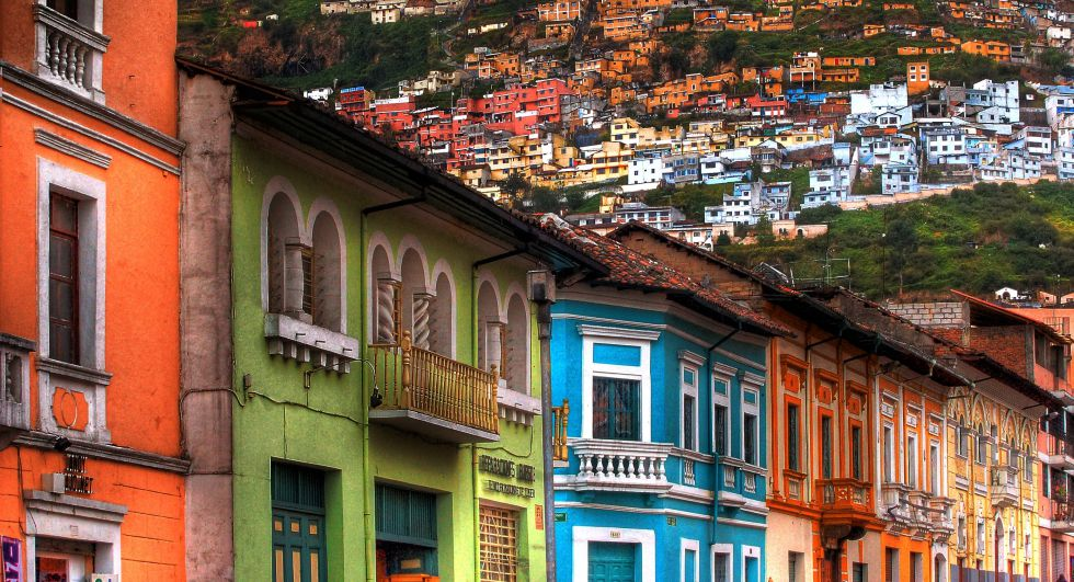 Quito chocolate entre volcanes desde santiago - Casas en quito ecuador ...
