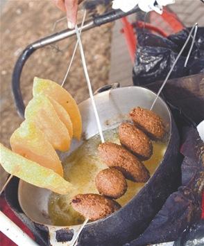 Advertencia. Cuando es usada en frituras debe hacerse con prudencia. Con aceite de calidad y fresco.