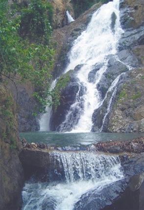 Potencial. Los minerales que tiene esta agua hace que los terrenos de la zona sean más fértiles.