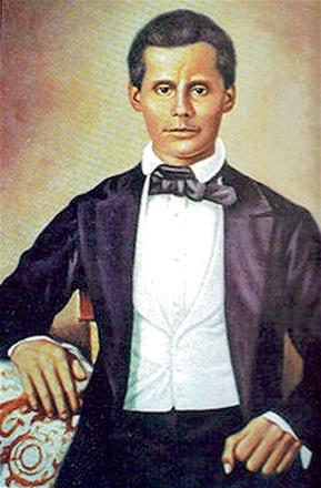 Heroísmo. Francisco del Rosario Sánchez es considerado el segundo líder de la guerra dominicana contra la ocupación haitiana.
