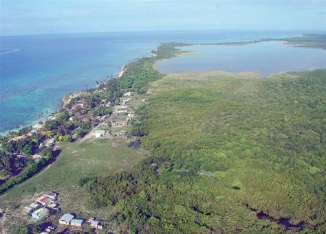Atractivo. La isla Saona, el área protegida más visitada del país, forma parte del Parque del Este.