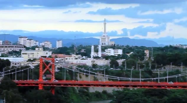 Video desde santiago for Casas en ciudad santiago