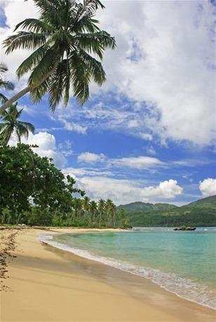En la imagen: Playa Rincón, en el distrito municipal Las Galeras, al noreste de la península de Samaná.