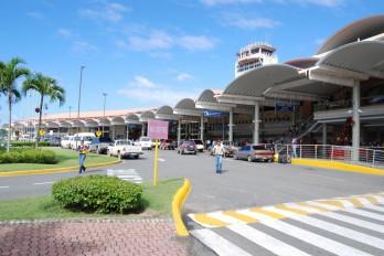 Aeropuerto Internacional del Cibao en Santiago