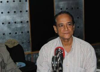 El ingeniero experto en minería y metalurgia Carlos Sención