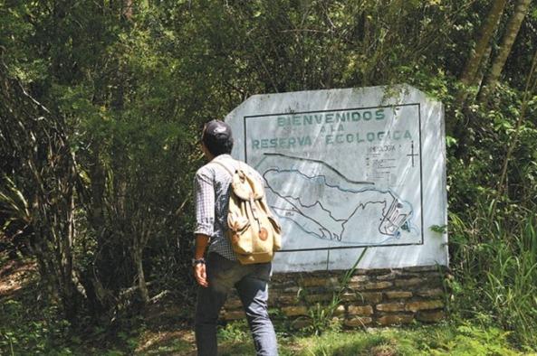 El verde de la vegetación y las montañas, las frías temperaturas, los ríos y presas, son elementos que caracterizan esta zona serrana.