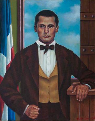 Uno de los tres padres fundadores de la Patria, Francisco del Rosario Sánchez, fue ejemplo de dignidad y valentía.