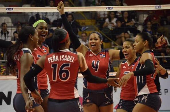 República Dominicana voleibol femenino