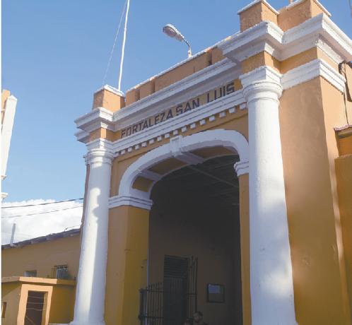 Construido a principios del siglo XIX, en donde se pronunciaron a favor de la Restauración.