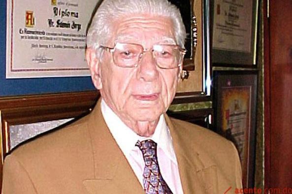 El doctor Salomón Jorge Betz