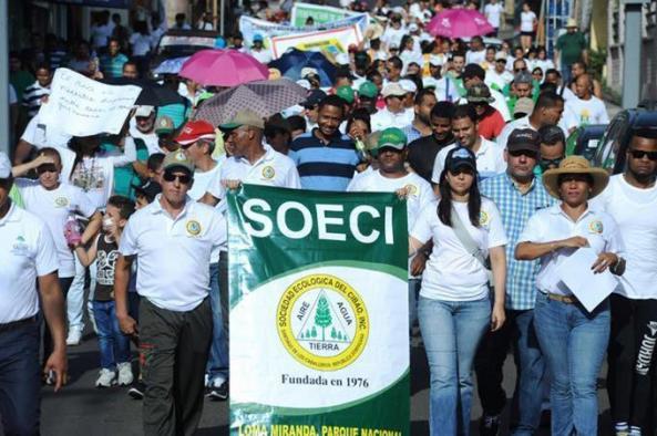 La actividad fue coordinada por la Sociedad Ecológica del Ciba.
